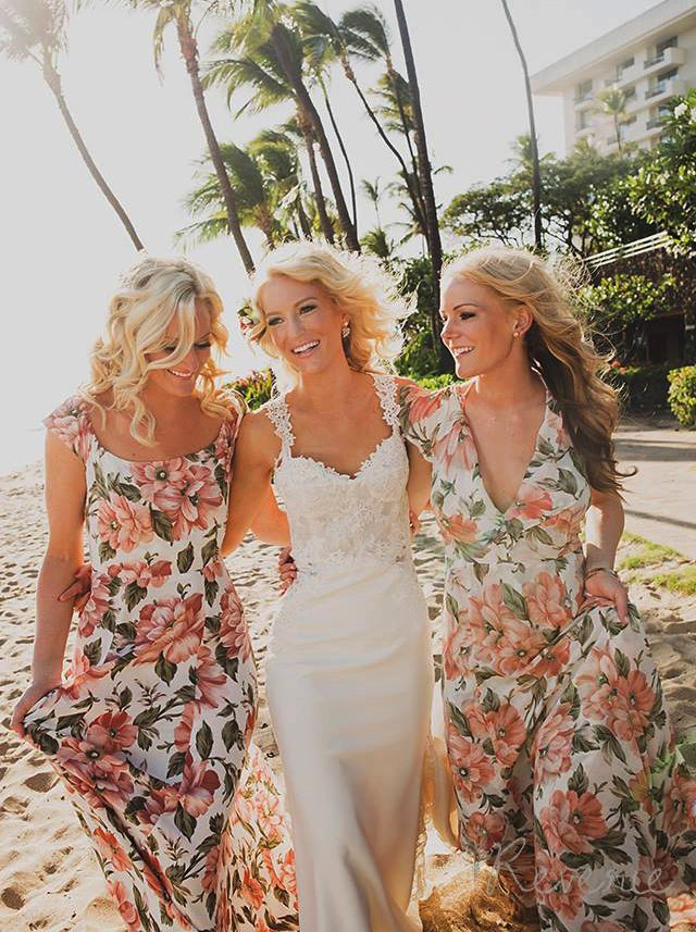 Mobile Wedding Spray Tans Bridesmaids