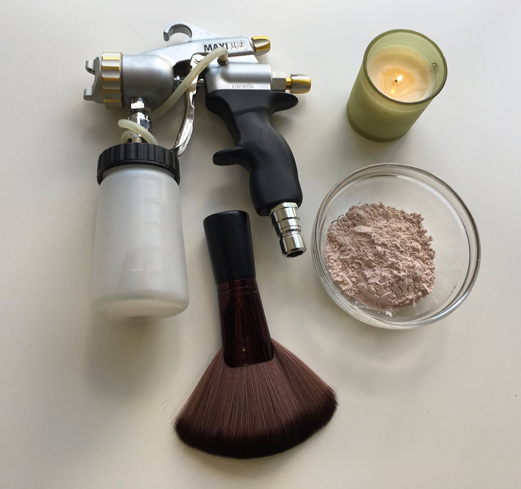 Spray Tan Setting Powder